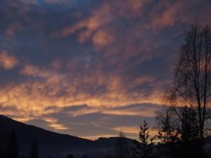 Last sunset 2014